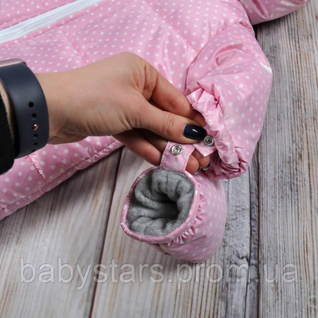 зимний комбинезон для новорожденных купить