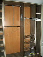 Шкафы в гардеробную под заказ, фото 2