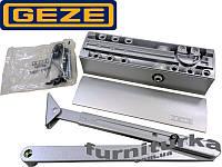 Доводчик Geze 2000 VBC серебро