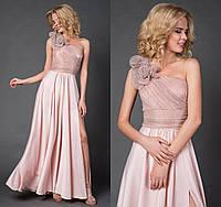 c44942c5723 Вечернее платье нежно-розовое в Украине. Сравнить цены