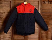 Зимняя Мужская Теплая Куртка-Парка Anti Social Social Club Мужские Синие Куртки Зимние Джордан