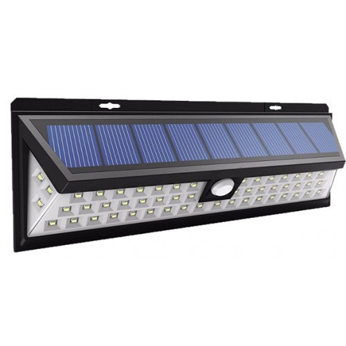 Светильник 12W на солнечной батарее с датчиком движения на три режима