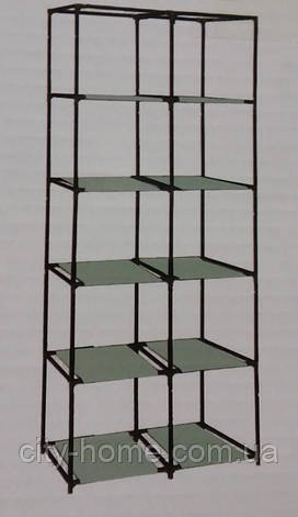 Шкаф-гардероб тканевый «JOY», фото 2