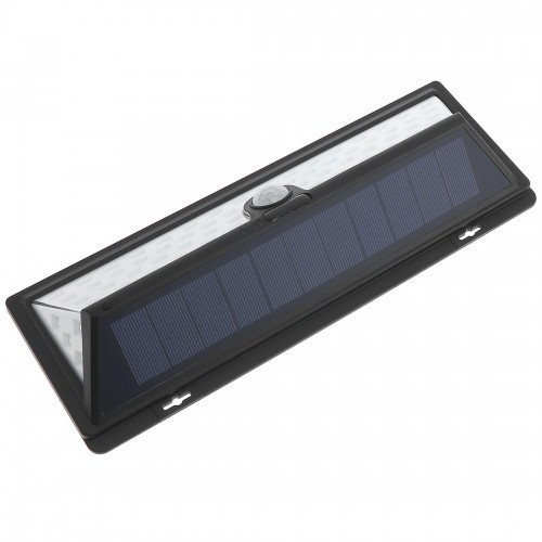 Светильник LED 12W на солнечной батарее с датчиком движения на три режима