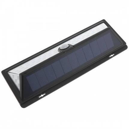 Светильник LED 12W на солнечной батарее с датчиком движения на три режима, фото 2