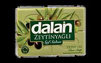 Мыло туалетное Dalan Pure-Olive Oil 4*125г. Банное (экопак)