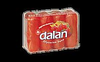 Мыло туалетное Dalan Глицериновое 4*100г. Ежевика (экопак)