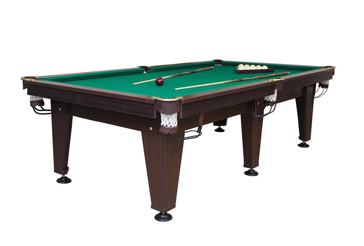 Бильярдный стол для пула ТТ-Бильярд Оскар 8Ф ЛДСП