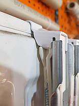 Крепление настенное для стального радиатора 22 типа 500 высоты, фото 2