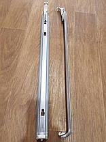 Крепление настенное для стального радиатора 22 типа 500 высоты, фото 3