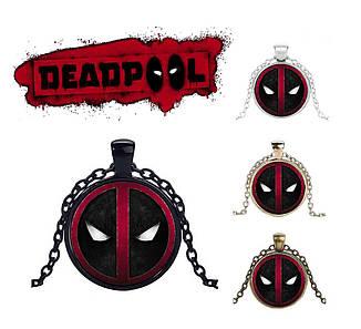Кулон Дэдпул маска Deadpool Marvel