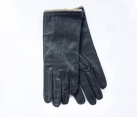 Женские кожаные перчатки Shust Средние 11-848, фото 2