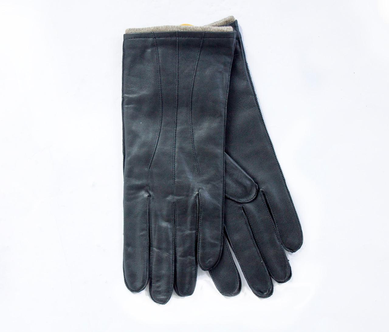 Женские кожаные перчатки Shust Средние 11-848