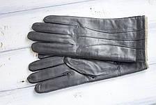 Женские кожаные перчатки Shust Средние 11-848, фото 3