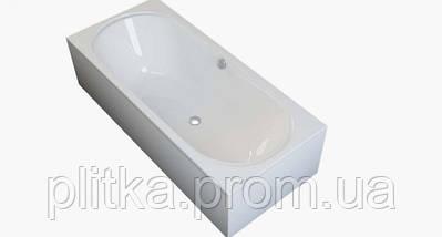 Ванна акриловая FIGARO RIVA прямоугольная 180х80, фото 2