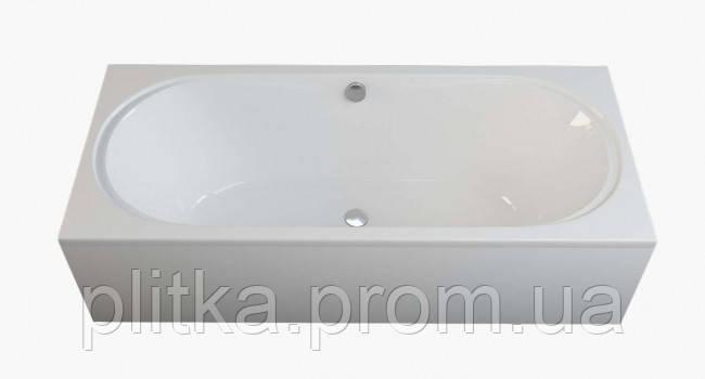 Ванна акриловая FIGARO RIVA прямоугольная 180х80
