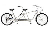 "Велосипед 26"" Schwinn TANGO Tandem серый 2019 (SKD-62-31)"