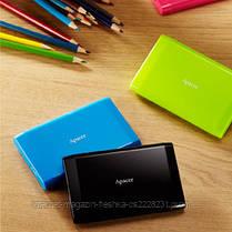 Жесткий диск внешний PHD External 2.5'' Apacer USB 3.0 AC235 500GB Blue (color box)