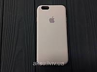 Чехол Silicone case для iPhone 6 / 6s lavander, фото 1