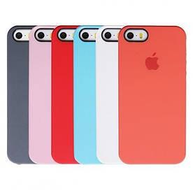 (Copy) Оригинальный силиконовый чехол для Apple iPhone 5/5S/SE
