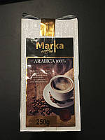 Кофе  Marka coffe ARABICA молотый 250 г
