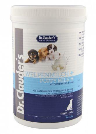 Cухе молоко для цуценят з Омега-3 Dr.Clauder's Welpenmilch plus with Omega 3 + FOS