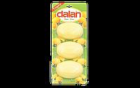 Мыло туалетное Dalan Trophy 3*90г. Лимон (экопак)