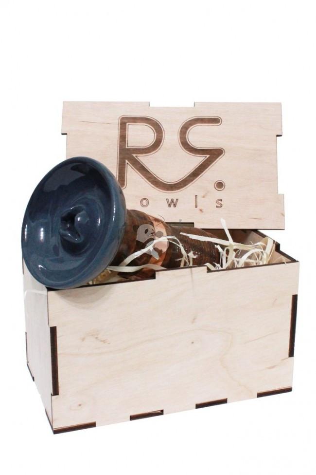 Чаша для кальяна RS Bowls W (Woodenl) деревянная