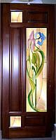 Межкомнатные двери сосновые изготовление