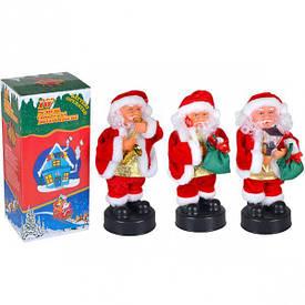 Игрушка со звуком «Дед Мороз» CX-3
