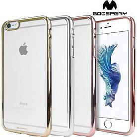 "TPU чехол Mercury Ring 2 для Apple iPhone 7 / 8 (4.7"")"