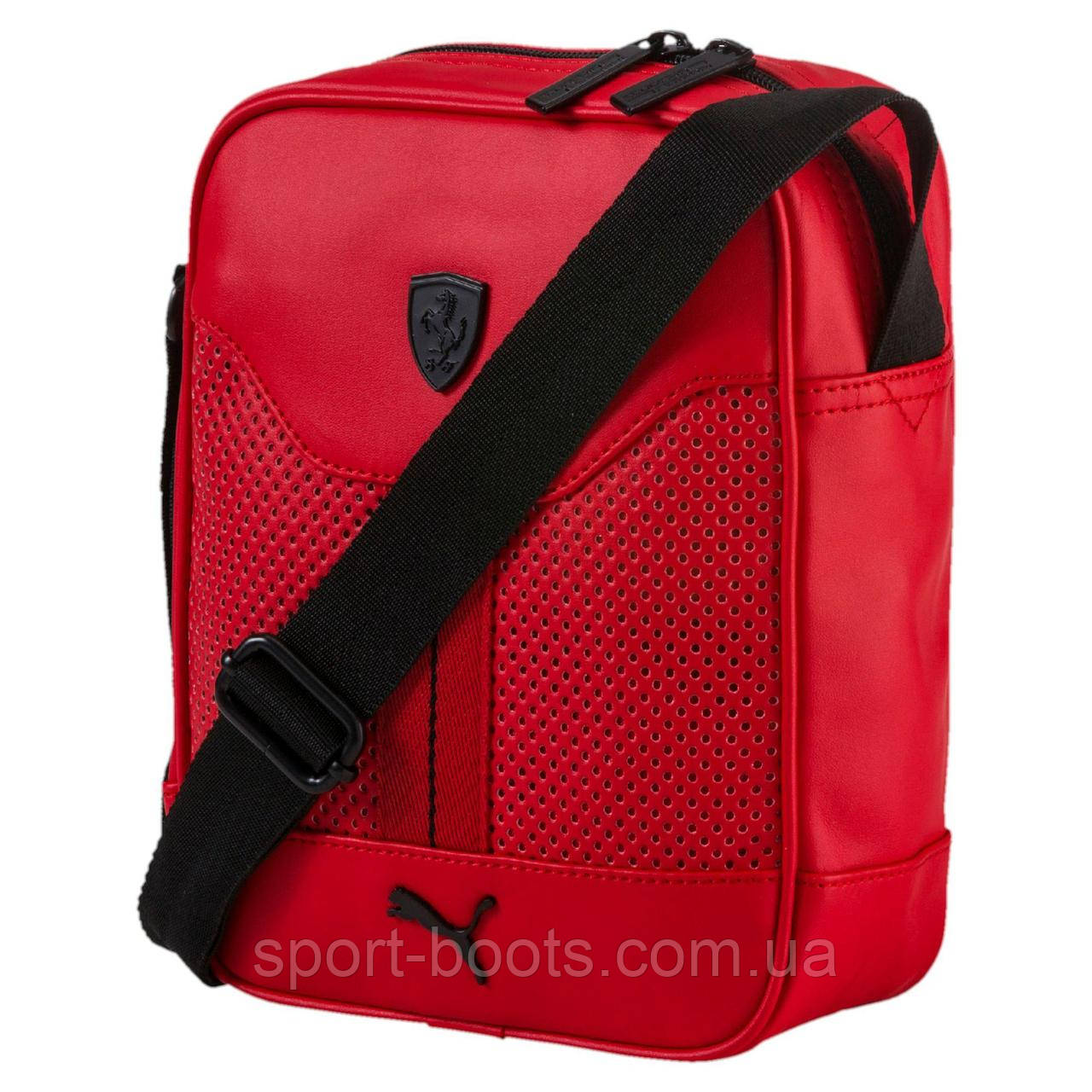 cedcdba525e3 Оригинальная сумка Puma Ferrari LS Portable - Sport-Boots - Только  оригинальные товары в Львове