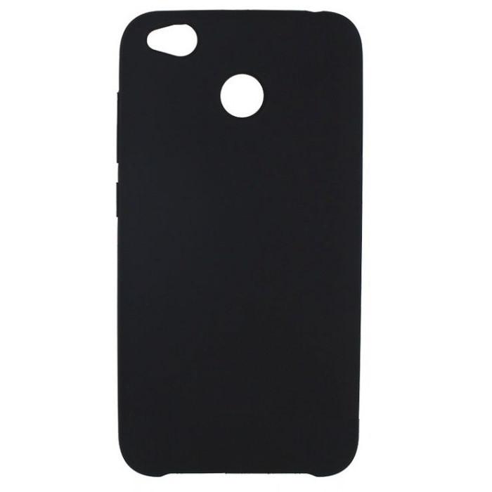 Панель DENGOS Back Cover Soft Touch для Xiaomi Redmi 4x  Черный