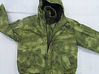 Куртка Горка - БАРС Атакс FG утепленная с трикотажным воротом жилеткой
