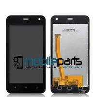 Оригинальный  Дисплей (Модуль) + Сенсор (Тачскрин) для myPhone Hammer Active (Черный)
