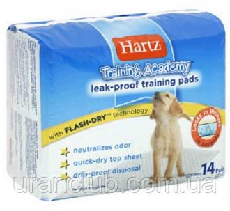 Пеленки Hartz для щенков и собак.
