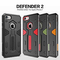 "TPU+PC чехол Nillkin Defender 2 для Apple iPhone 7 / 8 (4.7"")"