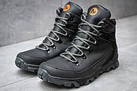Зимние ботинки  Merrell Shiver, черные (30342) размеры в наличии ► [  40 (последняя пара)  ](реплика)