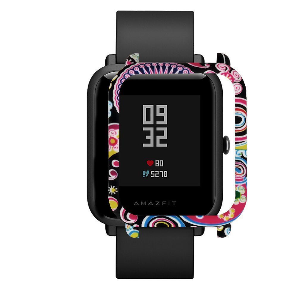 Amazfit Bip Защитный бампер для смарт часов, multicolor Type B