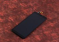 Оригинальный дисплей (модуль) + тачскрин (сенсор) для Blackview S6 (черный цвет), фото 1