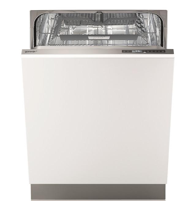 Вбудована посудомийна машина Gorenje GDV674X