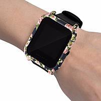 Amazfit Bip Защитный бампер для смарт часов, multicolor Type A, фото 2