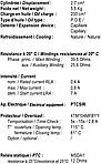 Герметичный поршневой компрессор AEZ1365Y Tecumseh, фото 5