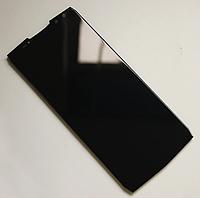 Оригинальный дисплей (модуль) + тачскрин (сенсор) для Oukitel K10 (черный цвет), фото 1