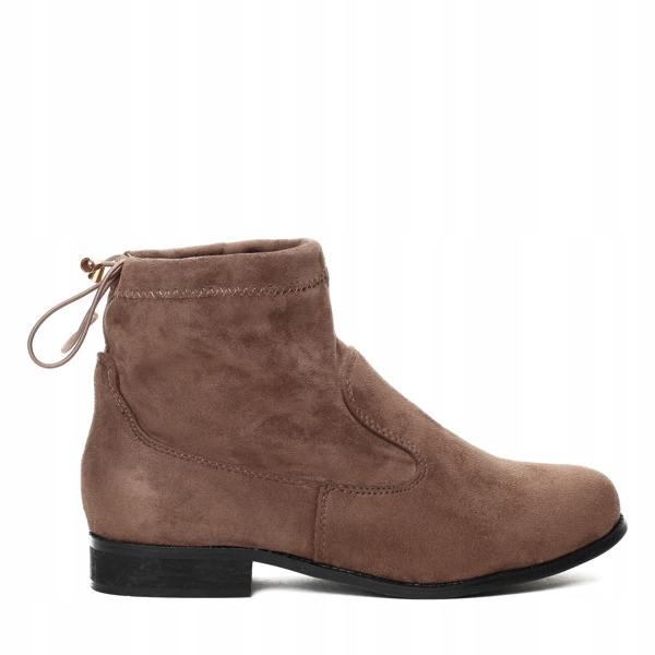 Женские ботинки Muggles TAUPE