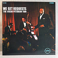 CD диск The Oscar Peterson Trio - We Get Requests  , фото 1
