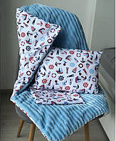 Одеяло конверт плюшевое minky, фото 1