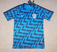 Футболка сборной Хорватии сезон 2018 (синяя), фото 1