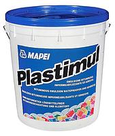 PLASTIMUL/Пластимул банка 30кг битумная мастика