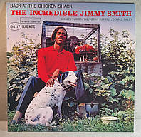 CD диск Jimmy Smith - Back At The Chicken Shack